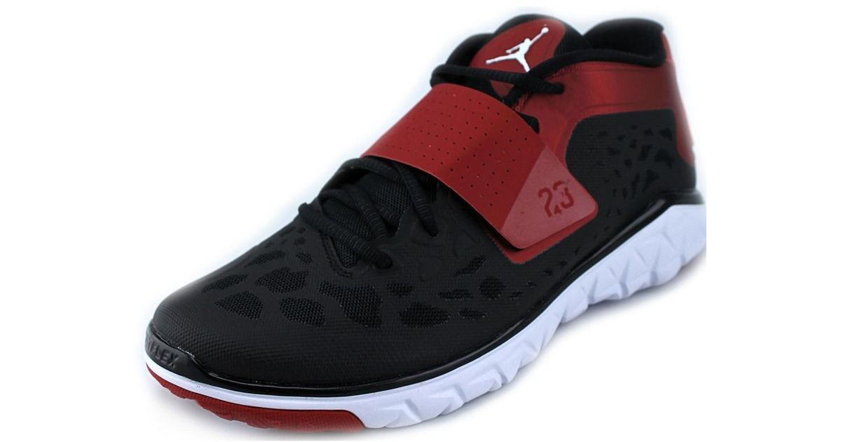 size 40 ef3f8 c8b63 Lyst - Nike Jordan Flight Flex Trainer Men Us 10 Black Basketball Shoe in  Black for Men