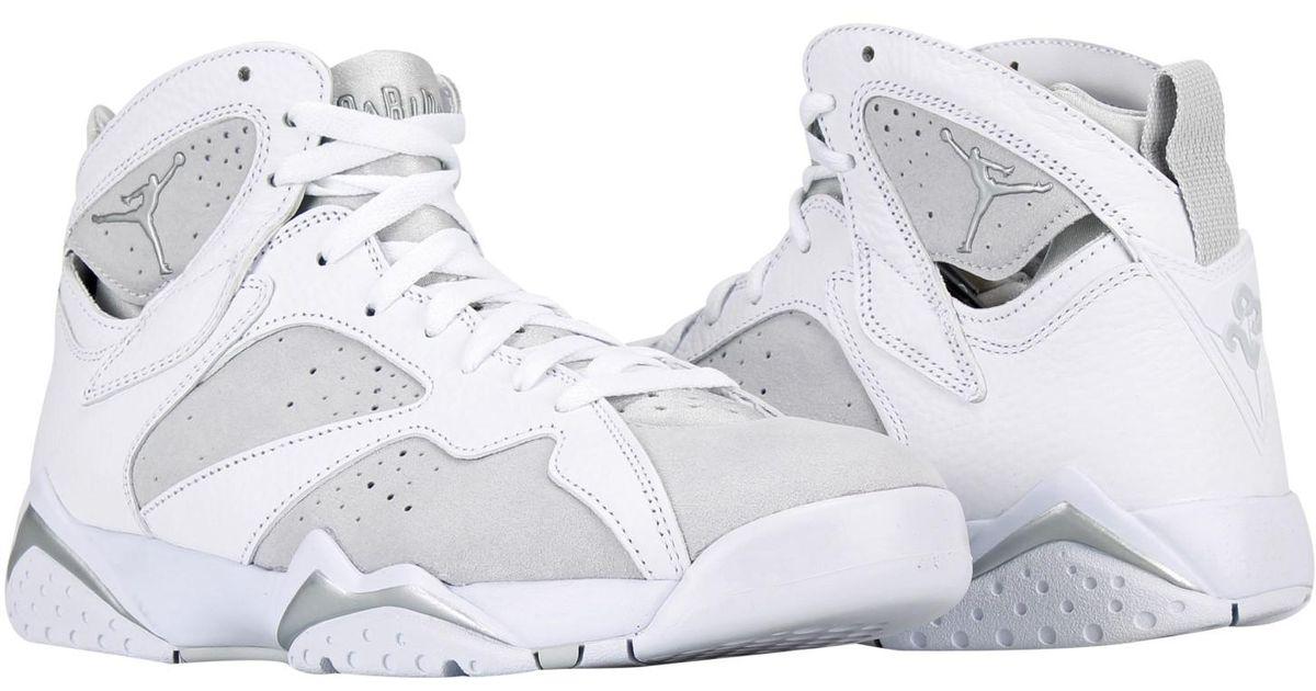 e1406e0379520a Lyst - Nike Air Jordan 7 Retro