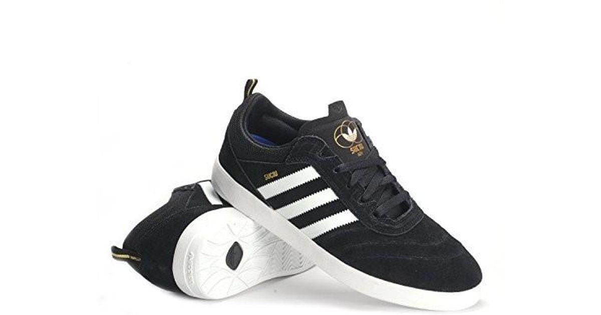 e620bbf97db Lyst - Adidas Addidas Suciu Adv Shoe Collegiate in Black for Men