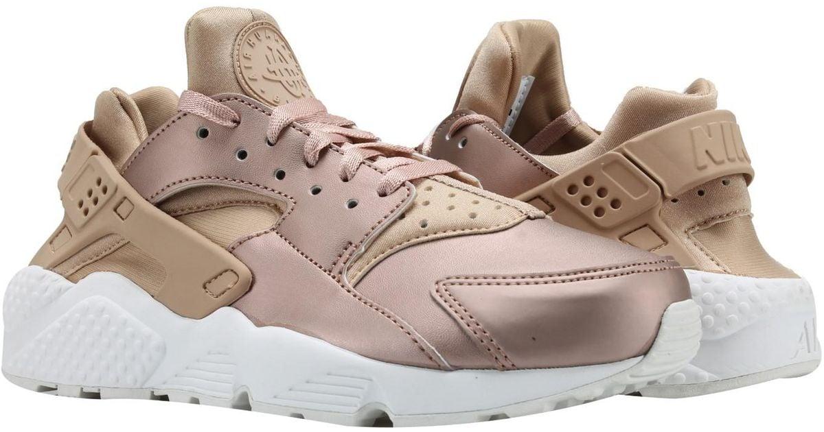 buy online 22f0d e1adb Nike Air Huarache Run Prm Txt - Aa0523 200 - Lyst
