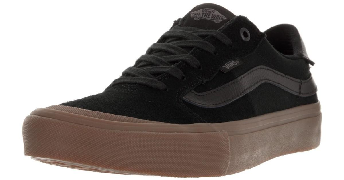 91b54d0c17 Lyst - Vans Style 112 Pro Blac Black gum Skate Shoe 8 Men Us in Black for  Men