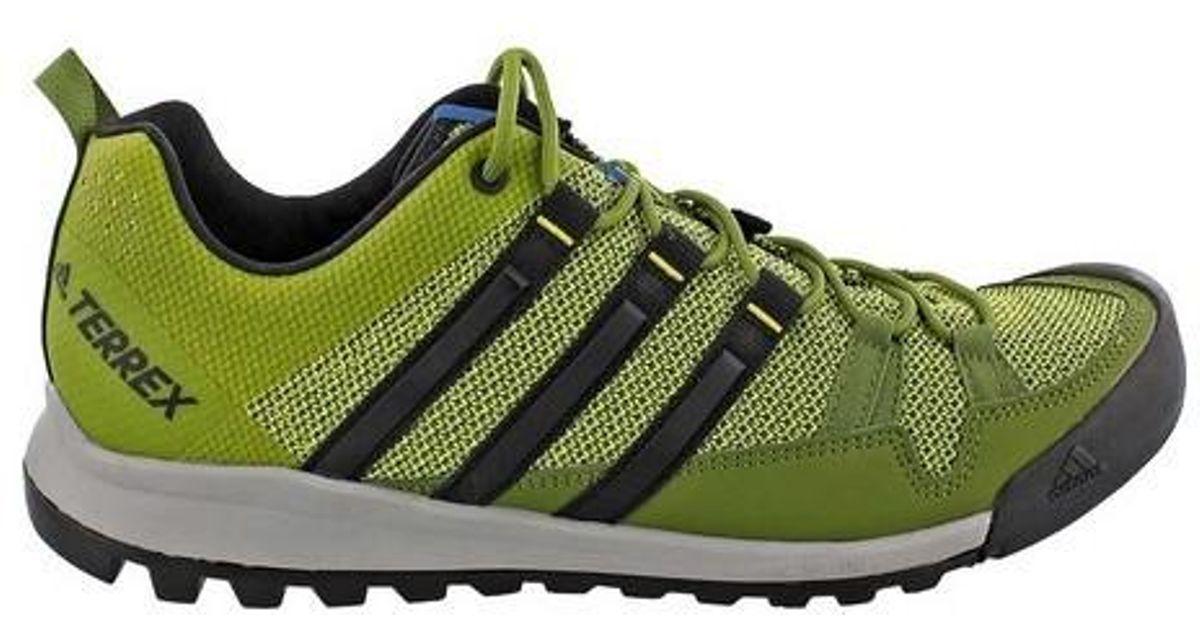 36050bccaa05d For Lyst Men Adidas Terrex Approach Green In Solo Shoe pR6Aqp