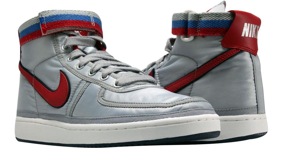 638444c32207 ... Lyst - Nike Vandal High Supreme Qs - Ah8652 001 in Metallic for Men  promo codes ...