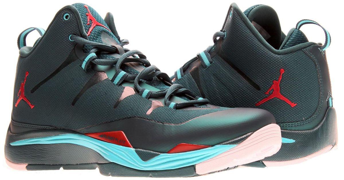 8913c7e6427 Lyst - Nike Jordan Super.fly 2 Sneakers 599945 in Blue for Men