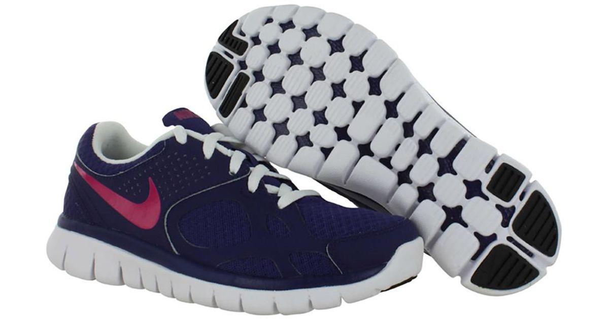001afcb397c6 Lyst - Nike Flex 2012 Rn Running Shoes in Blue for Men
