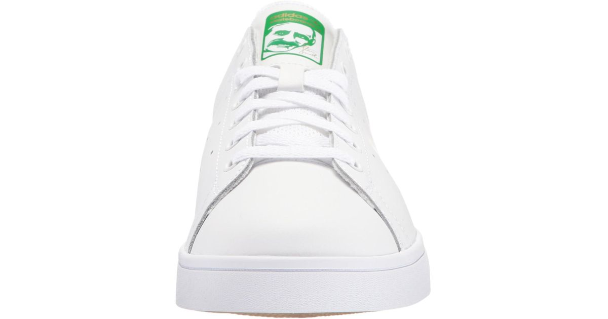 reputable site 61f6d bfa2a Lyst - adidas Stan Smith Vulc Skate Shoe 7.5 Us for Men