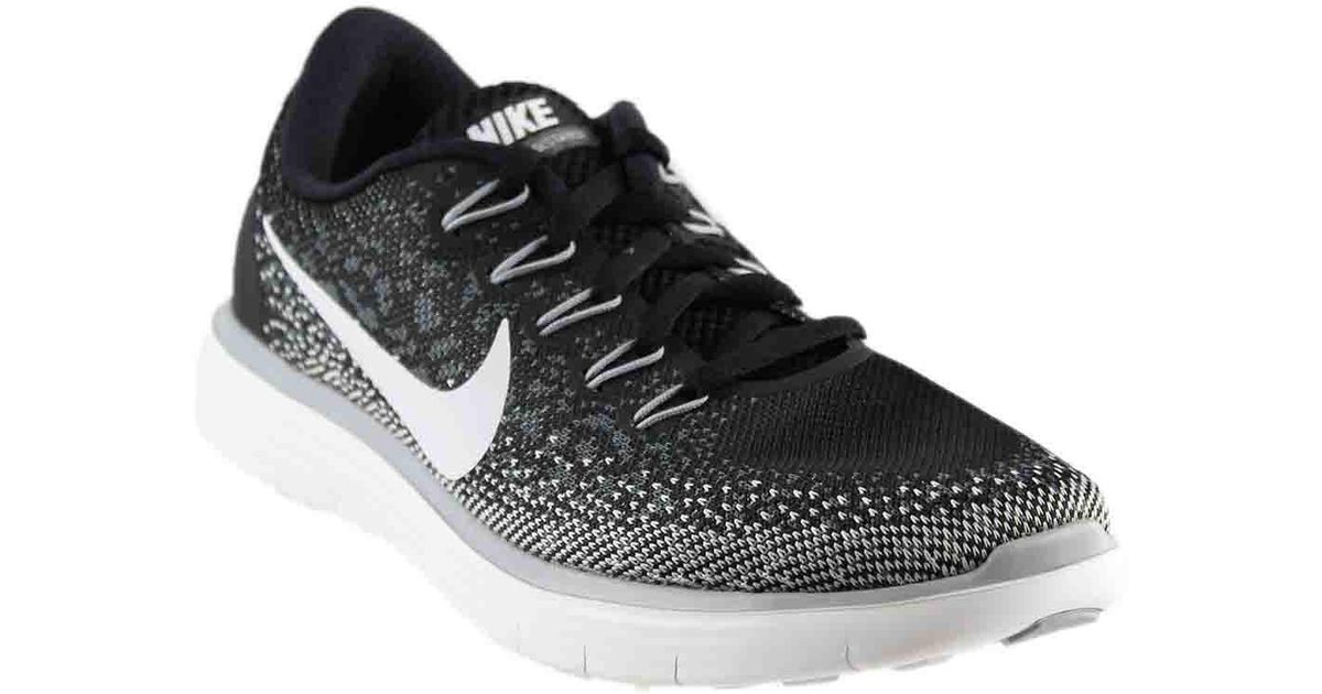 2a5cd1dabd2ee5 Lyst - Nike Free Run Distance 2 Running Shoes in Black for Men