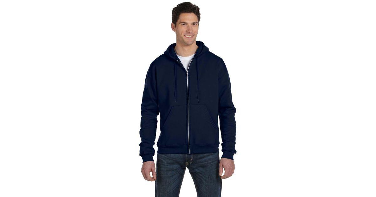 Champion Double Dry Eco Full-Zip Hooded Sweatshirt  S800