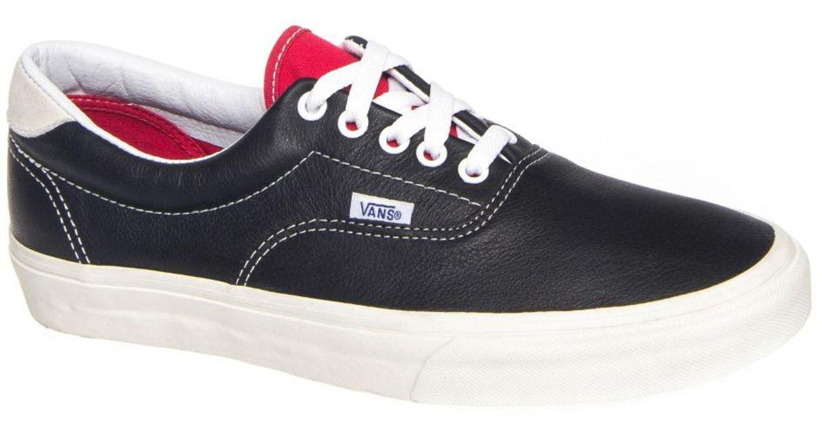 ff0386289d Lyst - Vans (vintage Sport) Era 59 Men Us 10 Black Fashion Sneakers in  Black for Men