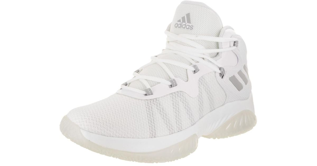 cae5cfa53 Lyst - Adidas Explosive Bounce Basketball Shoe 8.5 Us in White for Men