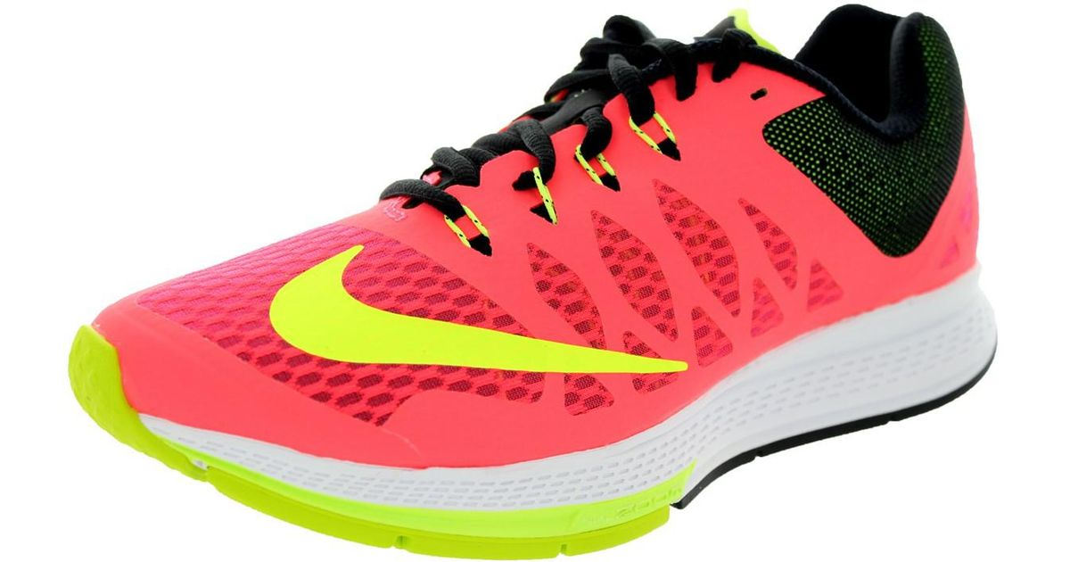 uk availability cc15a 78a7f Nike - Air Zoom Elite 7 Hyper Punch/volt/black Running Shoe 8.5 Women Us -  Lyst