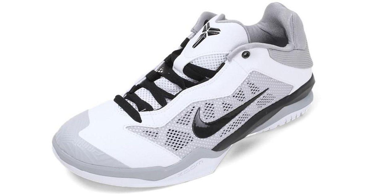 141f6dde0557 Lyst - Nike Mens Zoom Kobe Venomenon Ii Basketball Shoes in White for Men
