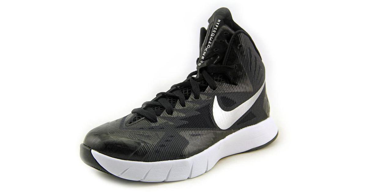 6c7cf709786f Lyst - Nike Lunar Hyperquickness Tb Men Us 7.5 Black Sneakers in Black for  Men
