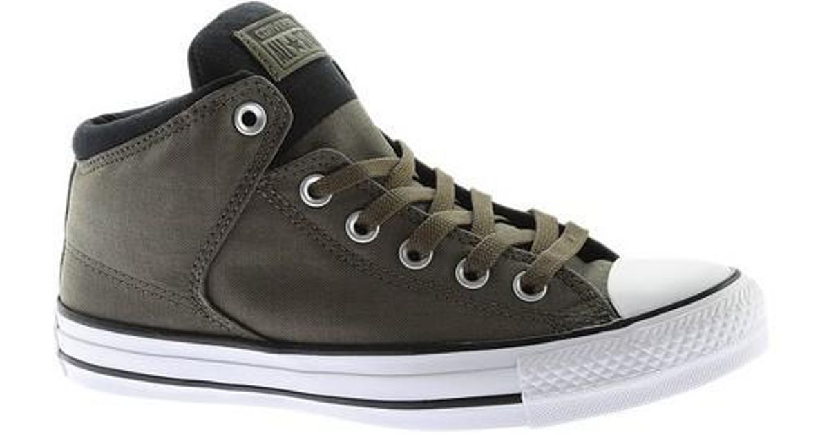 Converse Multicolor Unisex Chuck Taylor All Star High Street Hi cordura Lyst