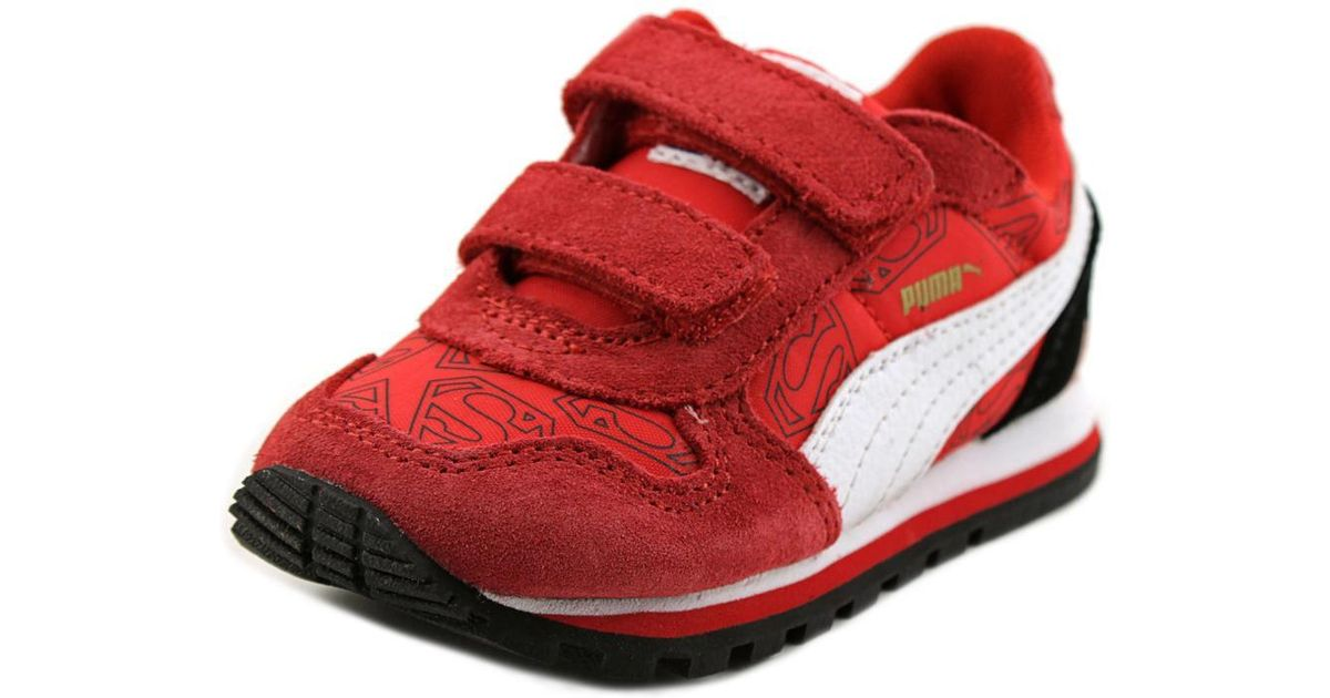 5452d1217ca8 Lyst - Puma St Runner Superman Kids Toddler Us 6 Red Sneakers in Red for Men
