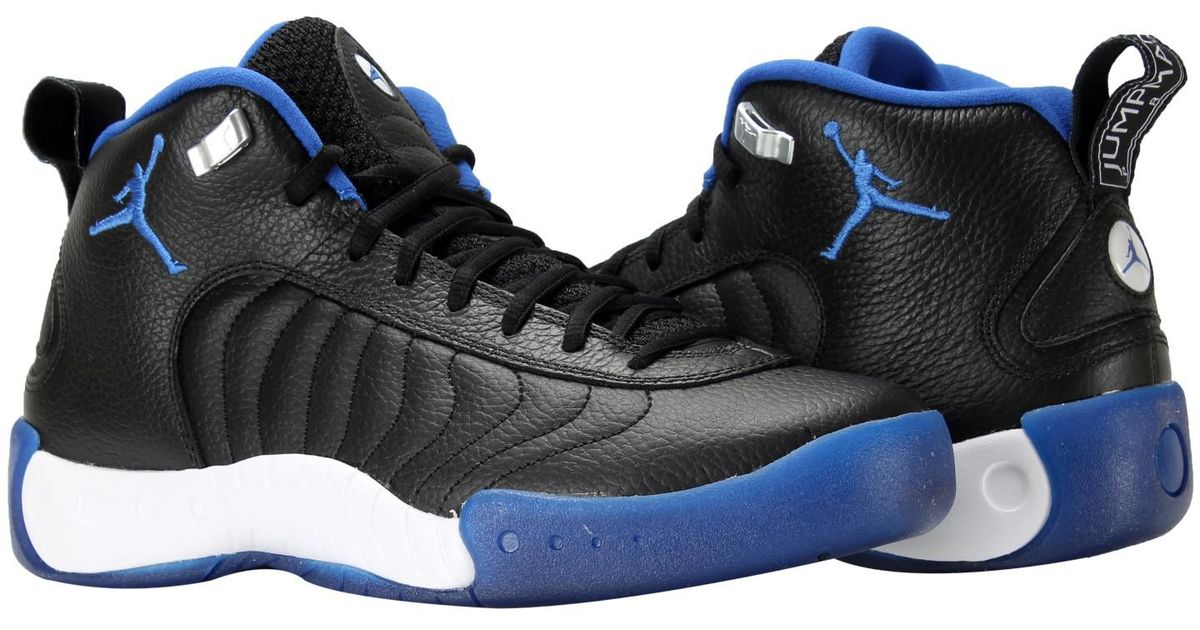 Lyst - Nike Nike Jordan Jordan Jumpman Pro Black varsity Royal Basketball  Shoe 9 Us in Black for Men 6b3b1edde