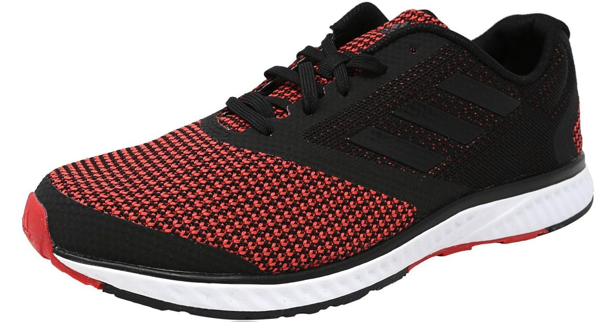 e4fb60c2e7b0a Lyst - adidas Edge Rc W Red Running Shoe in Red for Men