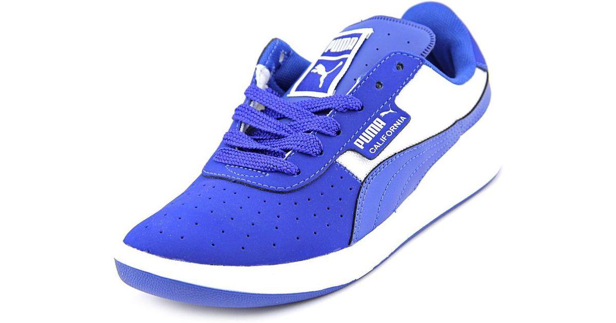d2d302c6b053ef Lyst - PUMA California 2 Nm Women Us 7.5 Blue Sneakers in Blue - Save 24%