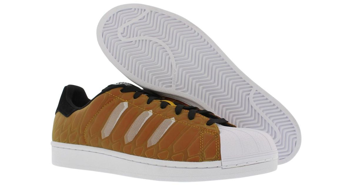 wholesale dealer ac7be 8bd87 Lyst - Adidas Superstar Chromatech Casual Shoes Size 13 in B