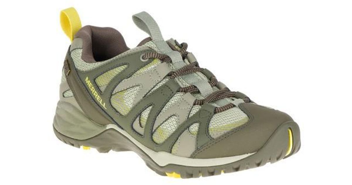 c7aea13b Merrell - Green Siren Hex Q2 Waterproof Hiking Shoe for Men - Lyst