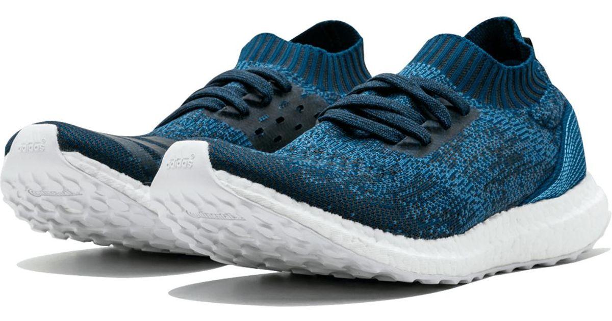 lyst adidas ultraboost fece uscire parley by3057 in blu per gli uomini.
