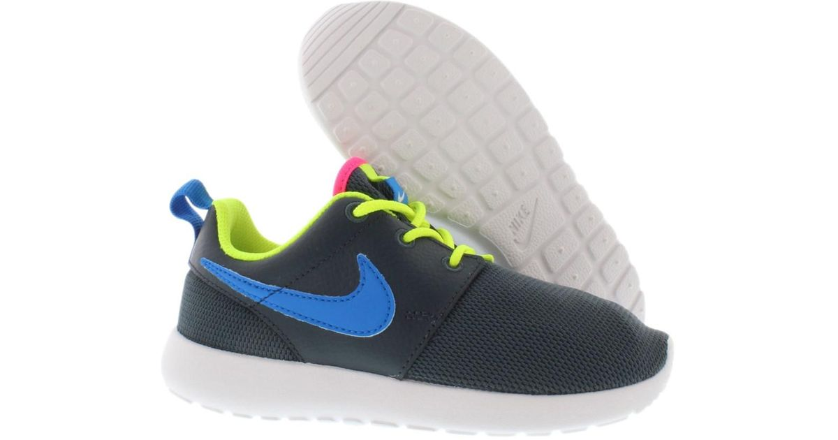 a52ad0eb958d ... get lyst nike roshe one infants kids shoes size 5 in blue for men 0c9a5  9d37b