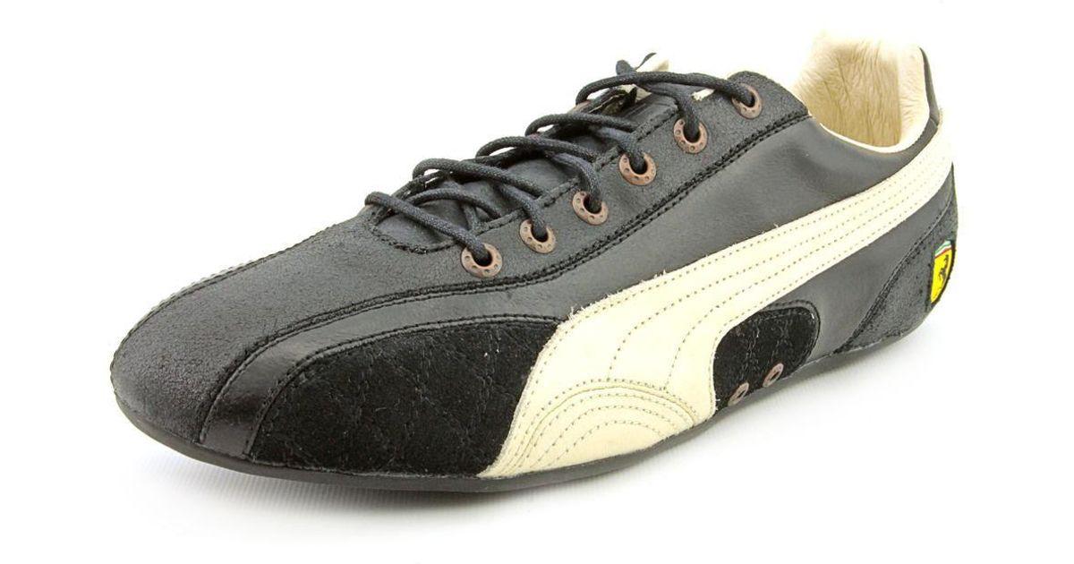 153520295b6 Lyst - PUMA Ferrari Supersqualo Lo Men Us 13 Black Sneakers in Black for Men