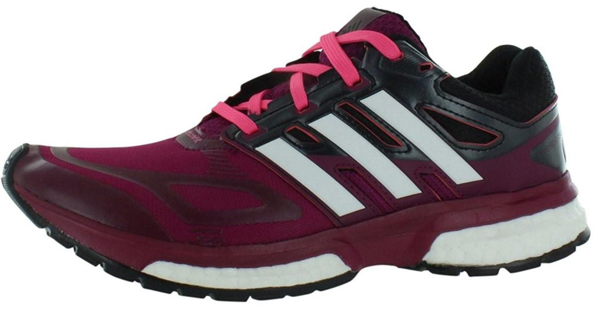 73dac28108d56 Lyst - Adidas Response Boost Tech Fit J Kid s Shoes Size 4 for Men