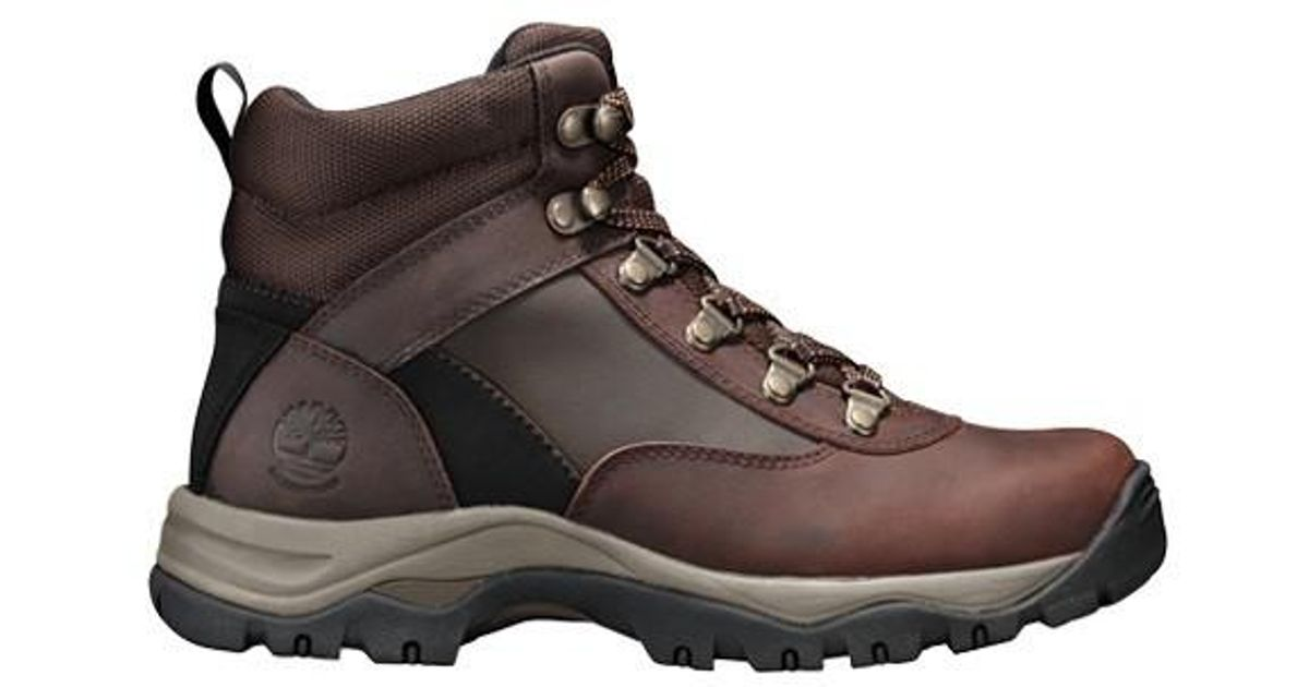 fe774d49bad ... Timberland Womens 6 Inch Premium Leather Boots - Wheat Image 6; Lyst -  Timberland Keele Ridge Mid Waterproof Leather Boot in Brown for Men ...
