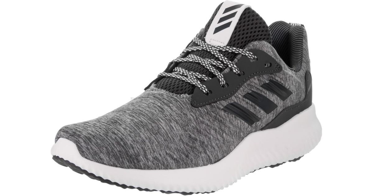 56f66354860d2 Lyst - adidas Alphabounce Rc W Dark Grey light Grey white Running Shoe 7.5  Women Us in Gray