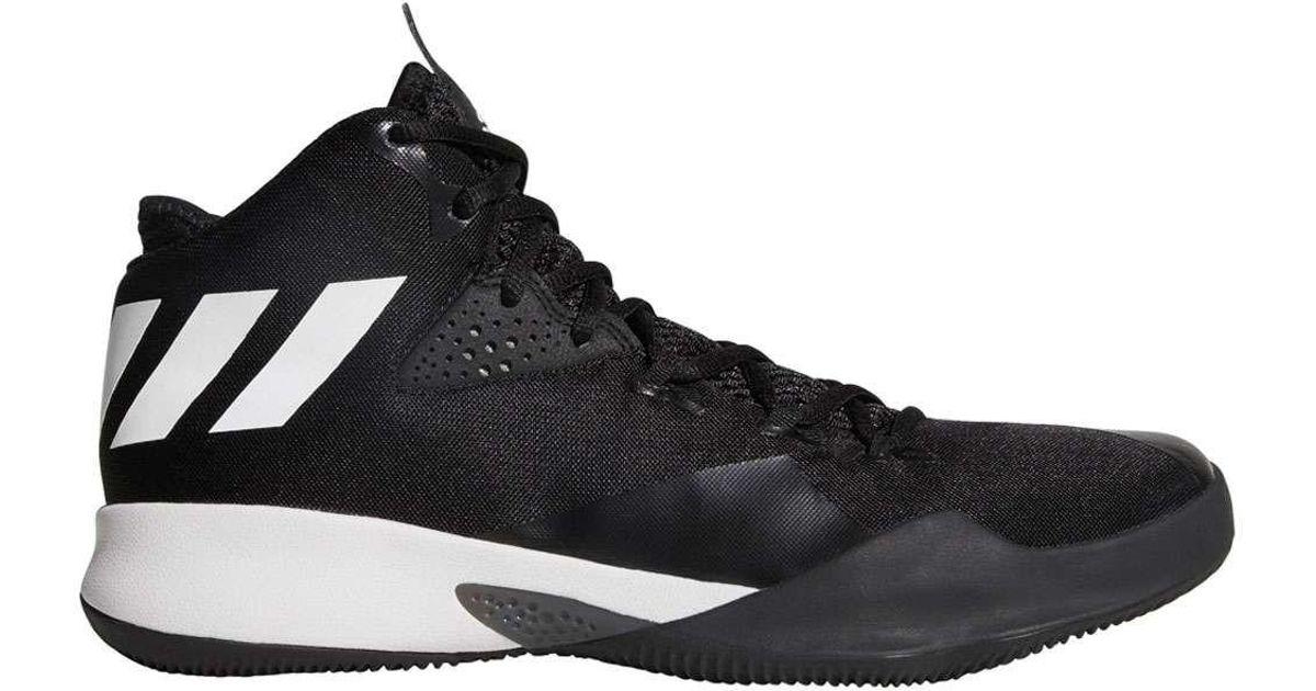 the latest 8c147 c387f Lyst - Adidas Dual Threat 2017 in Black for Men