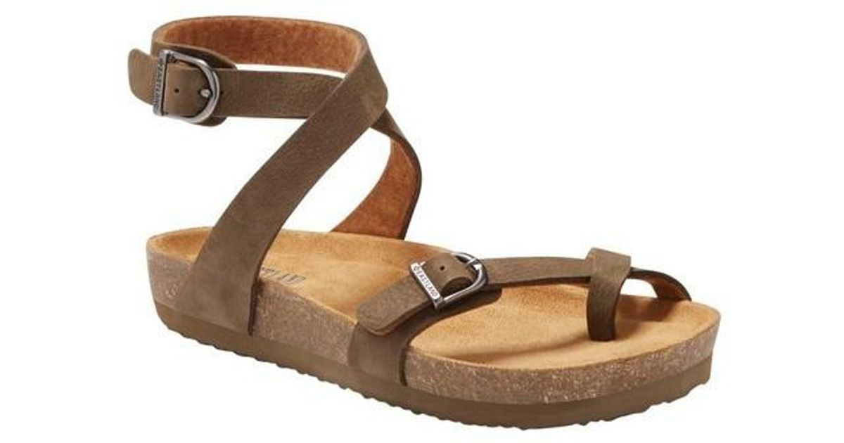 Eastland Squam Wrap-around Ankle Strap Sandal