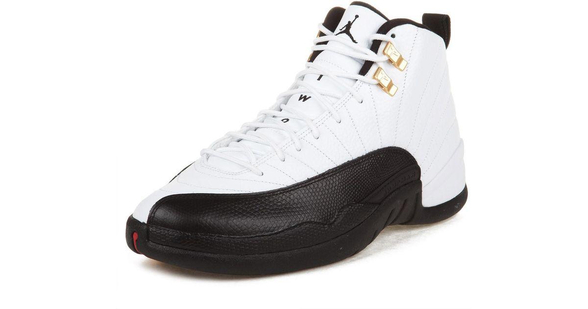 huge discount e0275 b12ba Lyst - Nike Air Jordan 12 Retro