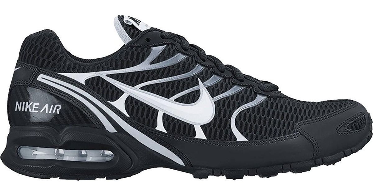 c64a997d4be Lyst - Nike Air Max Torch 4 Running Shoes-black white-silver-7 in Black for  Men