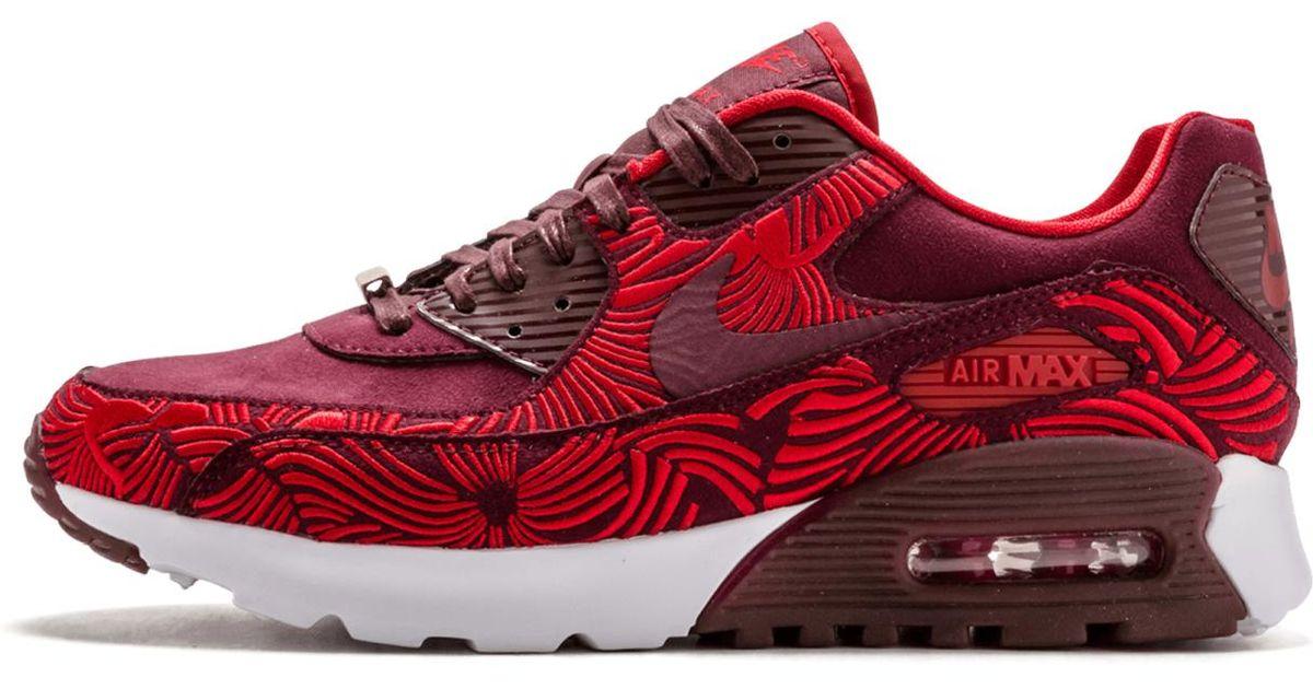 reputable site 8eae2 a2407 Lyst - Nike W Air Max 90 Ultra Lotc Qs