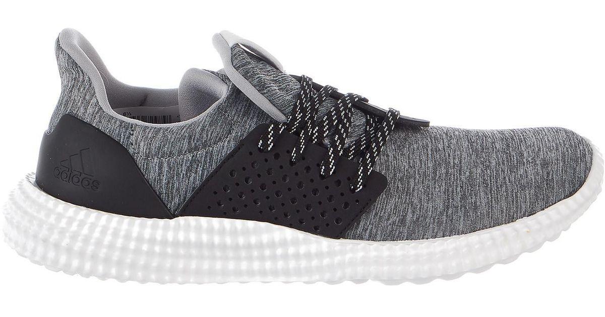 lyst adidas leichtathletik - 24 / 7 - trainer schuhe medium heather grau