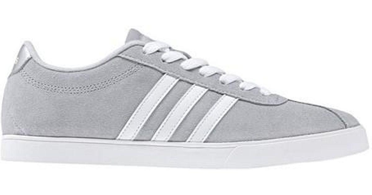 ca078697af21 Lyst - Adidas Originals Neo Courtset Sneaker in Gray for Men