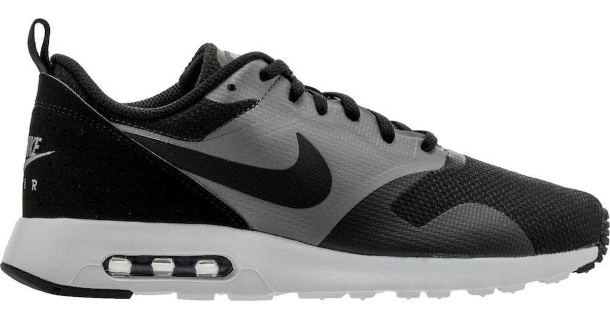 new product 59b66 c17a6 Lyst - Nike Air Max Tavas Se Black black Dark Grey Running Shoe (11.5 D(m)  Us) in Black for Men