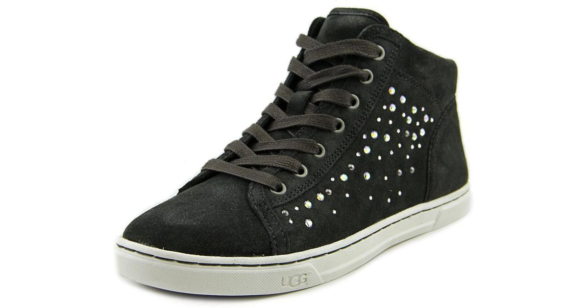 a992151a60c Ugg - Tylah Crystals Women Us 8 Black Fashion Sneakers - Lyst