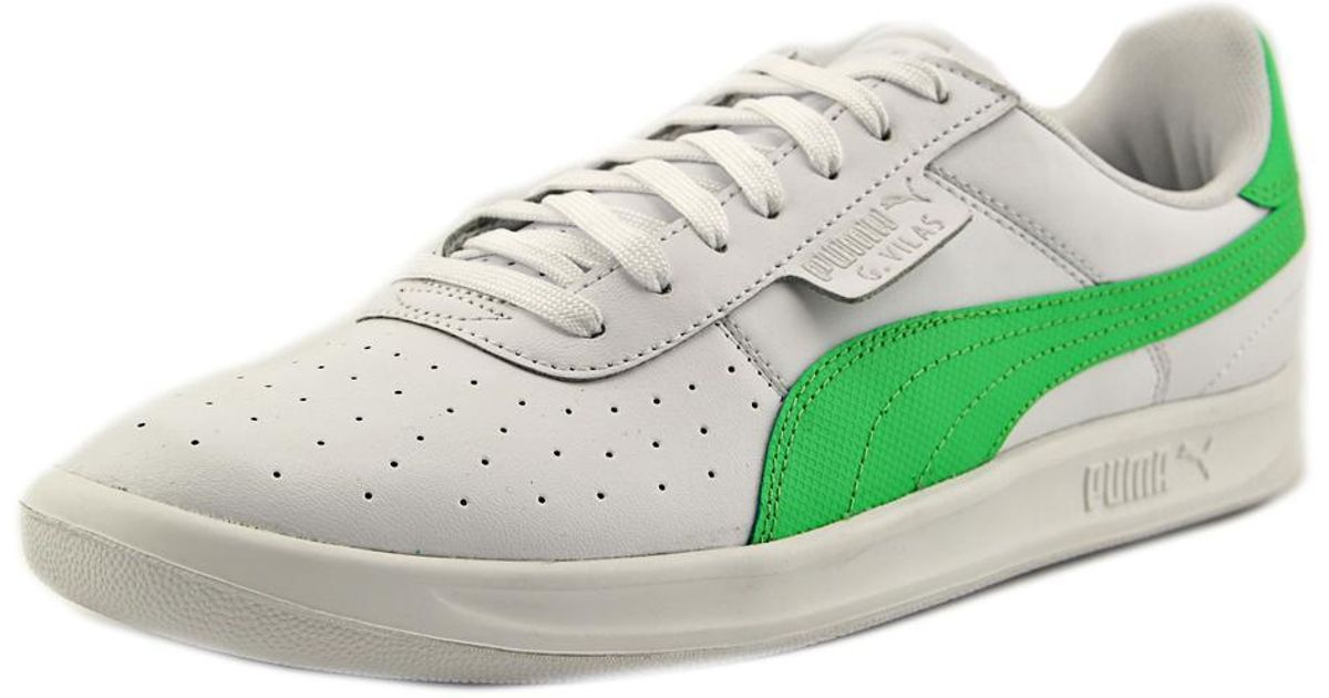 b8ce4efe97a Lyst - PUMA G. Vilas 2 Men Us 10.5 Green Sneakers in Green for Men