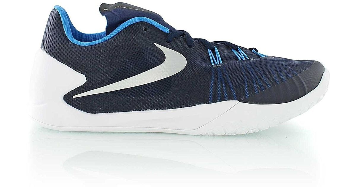 5777ddc4d1e31 Nike - Blue Hyperchase Tb Trainers 749554 Sneakers Shoes for Men - Lyst
