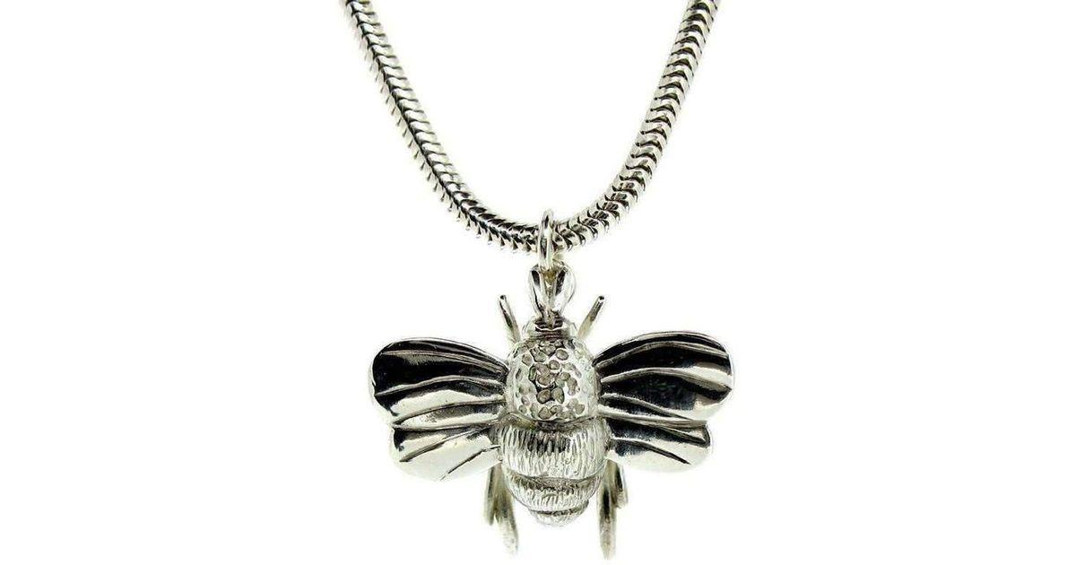 Will Bishop Honey Bee Necklace GEpfWt515