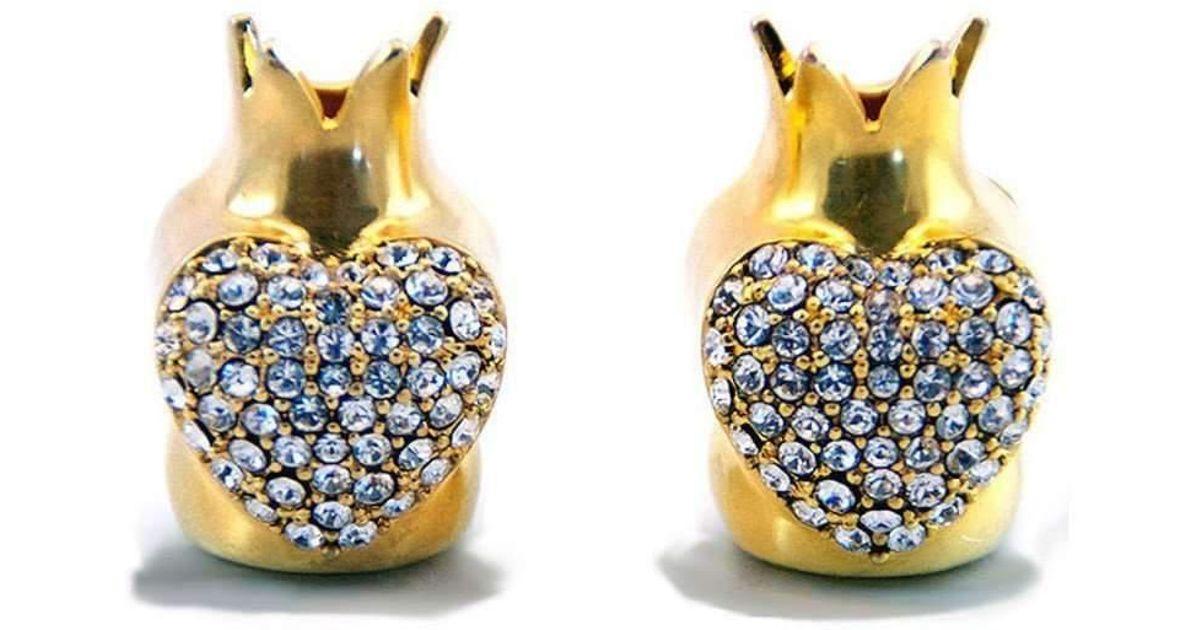 BuDhaGirl Heart End Caps Bracelet - Love 1OwjLK0Ri8