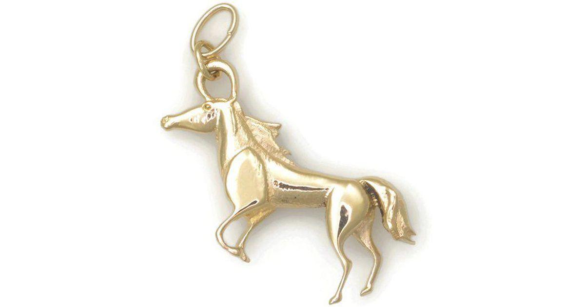 Donna Pizarro Designs 14kt Yellow Gold Maltese Charm CJn5X9