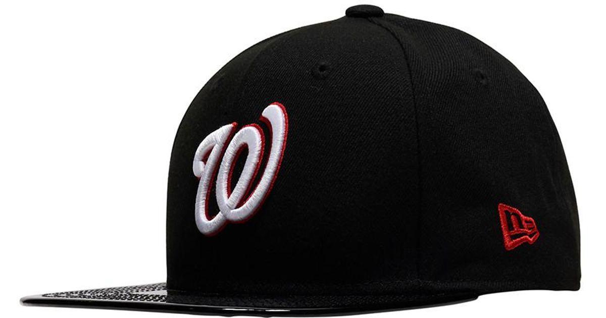 f1e2ddaa305 ... czech new era red team color 9fifty adjustable hat 8e242 hot lyst ktz  washington nationals snapback