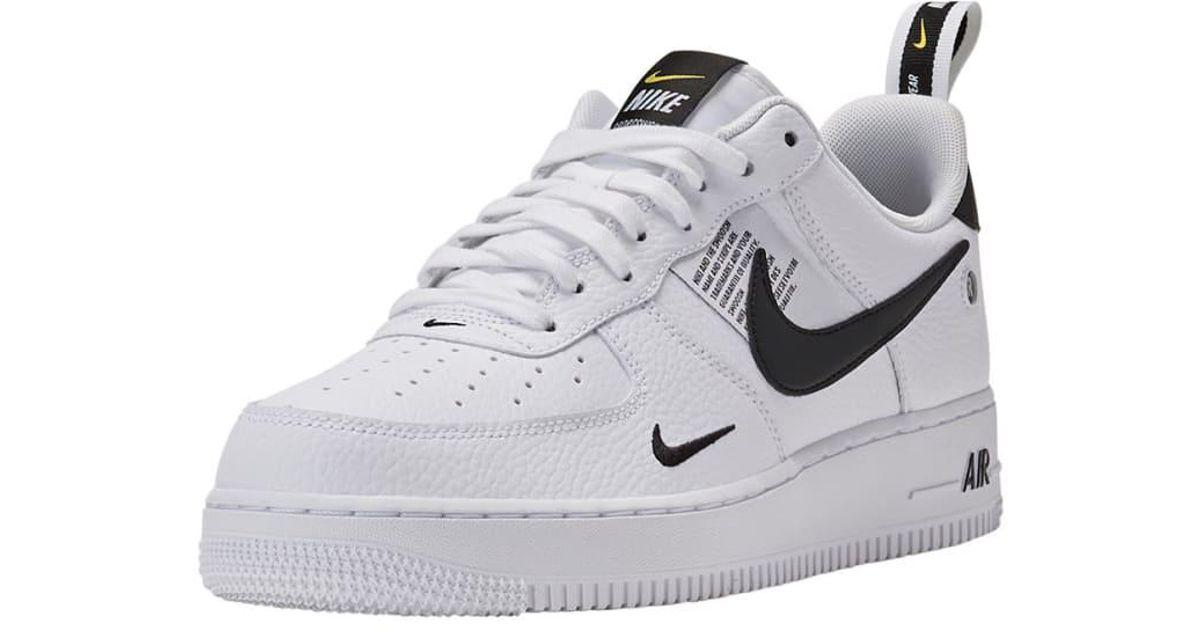 Nike White Air Force 1 07 Lv8 Utility For Men