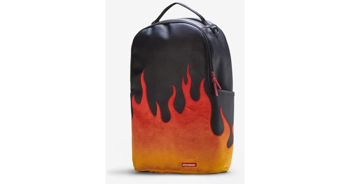 Men Black Backpack Lyst Cream Sprayground For eDH2WIE9Y