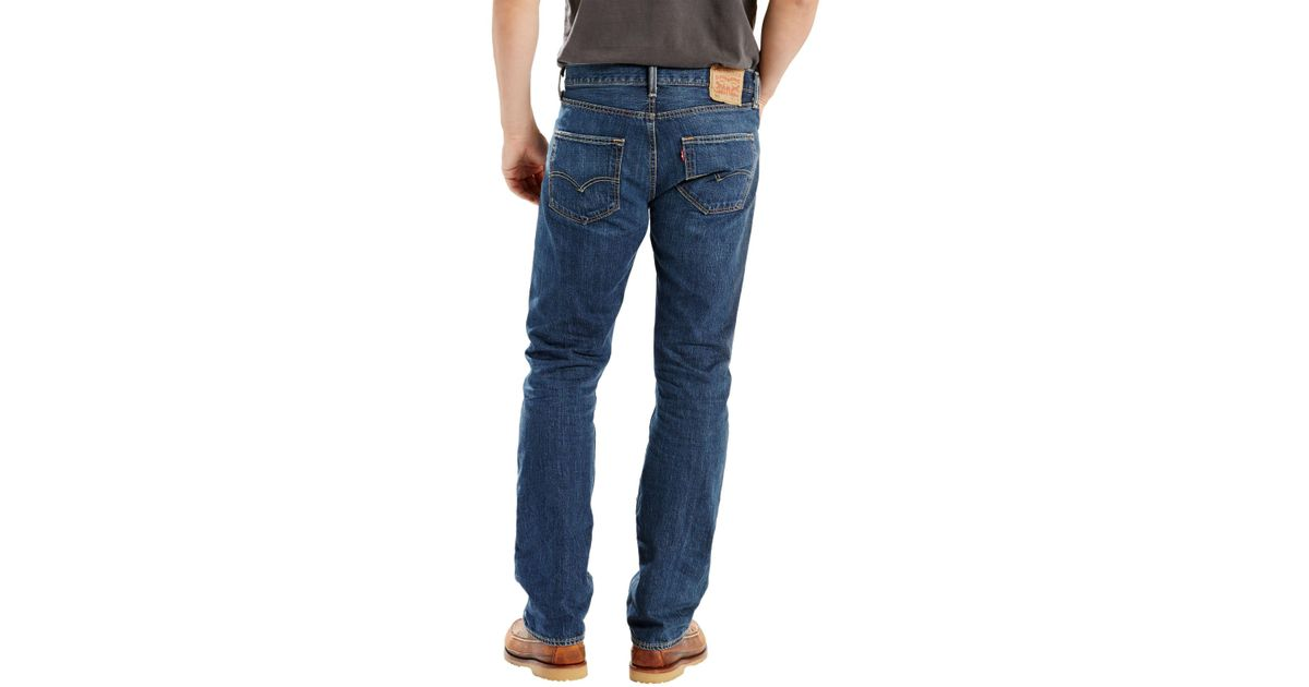 17419d6f John Lewis Levi's 501 Original Straight Jeans in Blue for Men - Lyst