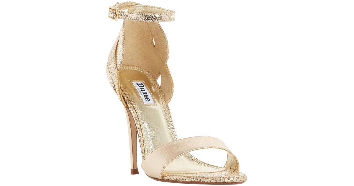 White leather 'Margaux' high stiletto heel ankle strap sandals outlet fast delivery cheapest price for sale cheap sale authentic 6dHoFBUhTf