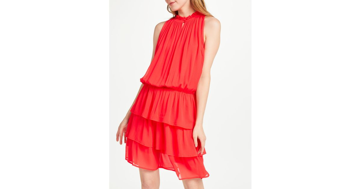 135a660f76ae Second Female Ballroom Dress in Red - Lyst